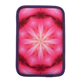 Heart Star Mandala iPad Mini Sleeve