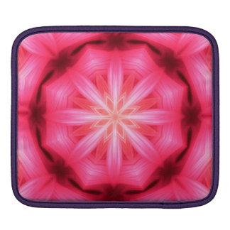 Heart Star Mandala Sleeve For iPads