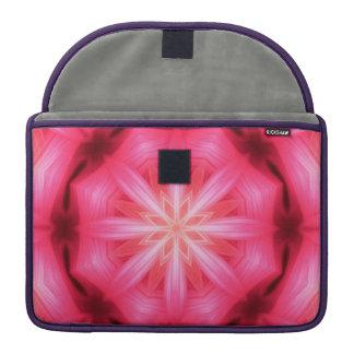 Heart Star Mandala Sleeve For MacBooks