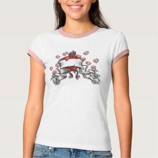 Heart Tattoo Tee Shirt