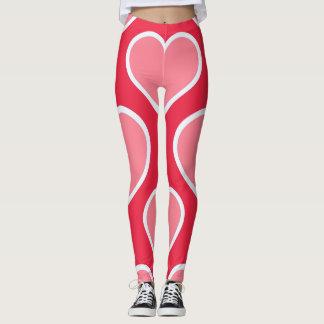 Heart theme III Leggings