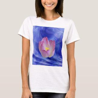 Heart to heart lotus flower T-Shirt