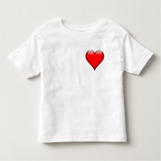 Heart Toddler T-shirt