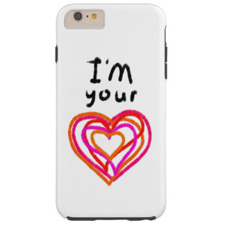 Heart Tough iPhone 6 Plus Case
