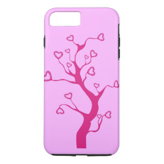 """Heart Tree"" for I Phone 6/6s Plus tough iPhone 7 Plus Case"