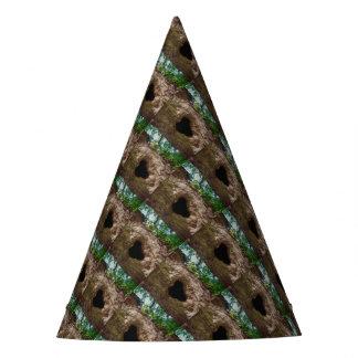 Heart Tree Party Hat