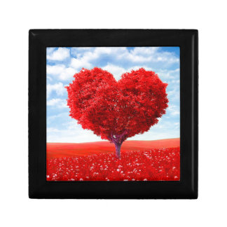 Heart Tree Valentine Gift Box