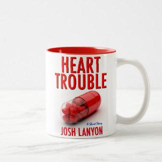 Heart Trouble mug