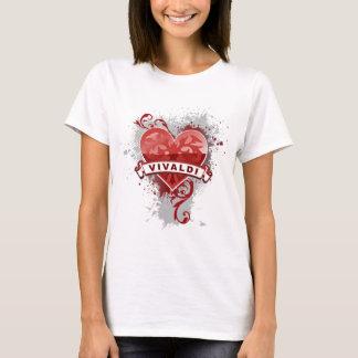 Heart Vivaldi T-Shirt