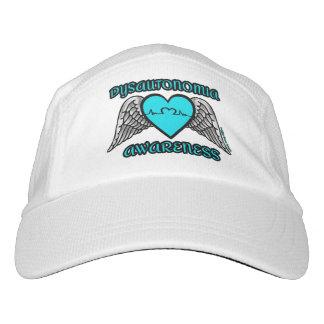 Heart/Wings...Dysautonomia Hat