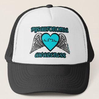 Heart/Wings...Dysautonomia Trucker Hat
