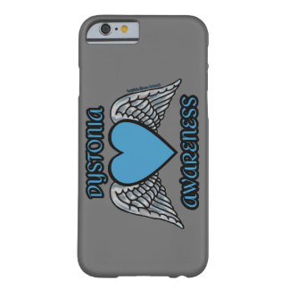 Heart/Wings...Dystonia Barely There iPhone 6 Case