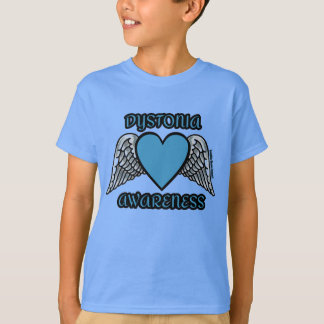 Heart/Wings...Dystonia T-Shirt