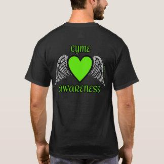 Heart/Wings...Lyme T-Shirt