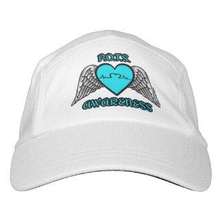 Heart/Wings...P.O.T.S. Hat