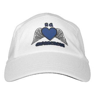 Heart/Wings...RA Headsweats Hat