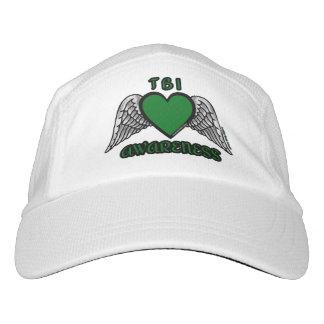 Heart/Wings...TBI Hat