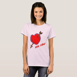 Heart with Arrow T-Shirt