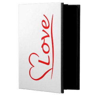 Heart with love powis iPad air 2 case