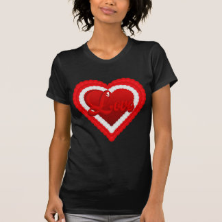 Heart with Love T-shirt