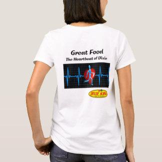 Heartbeat Ladies T-Shirt