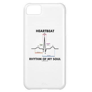Heartbeat Rhythm Of My Soul (Electrocardiogram) iPhone 5C Case