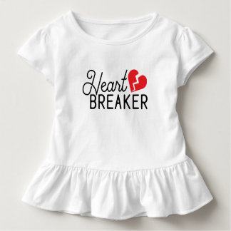 Heartbreaker Shirt, Little Heartbreaker Toddler T-shirt