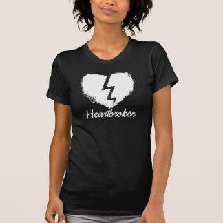 Heartbroken Anti Valentine's Day T-Shirt