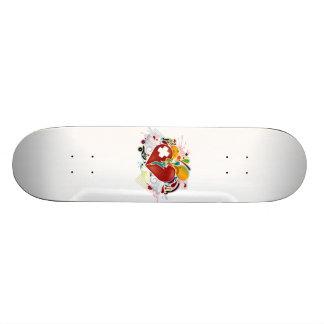 Heartburn Custom Skateboard