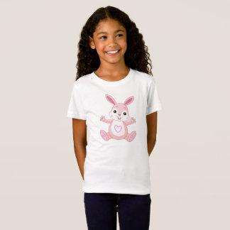 Hearted rabbit T-Shirt
