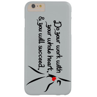 Heartfelt-Do Your Work Dance Barely There iPhone 6 Plus Case