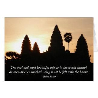 heartfelt feelings card