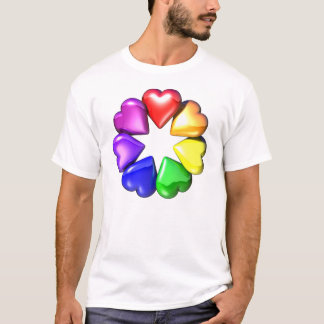 HeartFlower T-Shirt