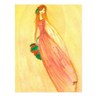 Hearth Fairy Postcard