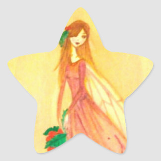 Hearth Fairy Star Sticker