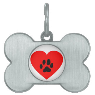 hearth pet tag