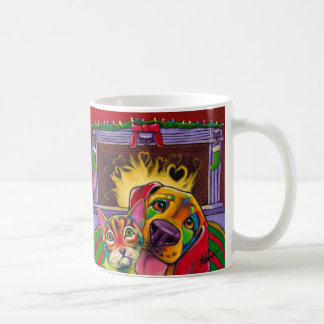 Hearth & Soul Mug by Ron Burns