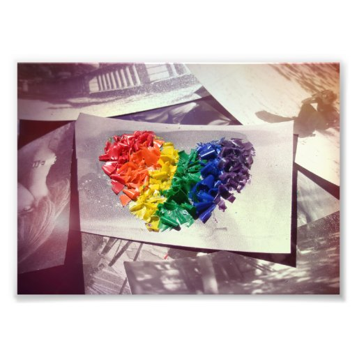 Hearthues (Crayon Love) Photo