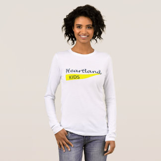 Heartland Kids Softball 2 Long Sleeve T-Shirt