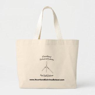 Heartland School Logo Bag