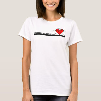 Heartline of The Mind T-Shirt