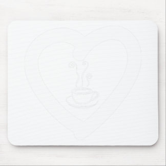 hearts10 mouse pad