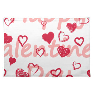 hearts3 placemat