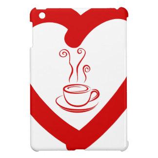 hearts8 iPad mini cover