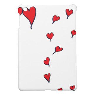 hearts 1 by tony fernandes case for the iPad mini