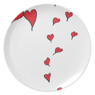 hearts 1 by tony fernandes plate