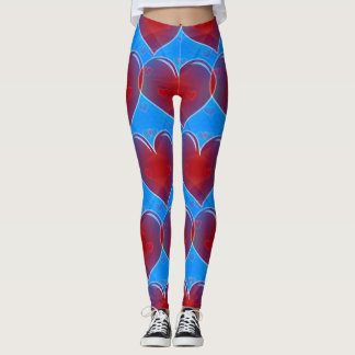 Hearts Abound Leggings