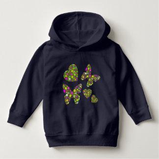 Hearts and Butterflies Hoodie