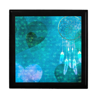 Hearts and Dream Catcher Gift Box