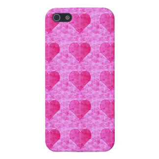 Hearts and Flowers IPhone Case iPhone 5 Case
